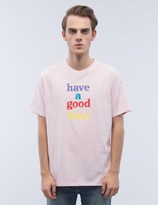 Have A Good Time 4C Logo S/S T-Shirt