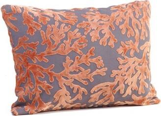 Tropez Rennie & Rose Design Group Outdoor Lumbar Pillow Rennie & Rose Design Group