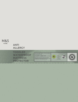 Marks and Spencer Anti Allergy Toddler Mattress Protector