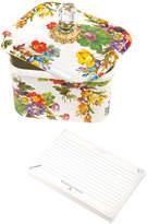 Mackenzie Childs Flower Market Recipe Box