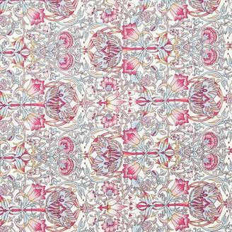 John Lewis & Partners Art Deco Print Fabric, Pink