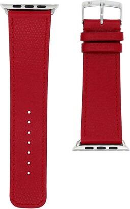 Jean Rousseau Leather Apple Watch Series 4-5 Strap (42mm)