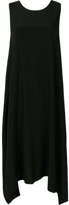 Y's Draped Sleeveless Dress