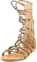 XOXO Gizella Women US 5 Tan Gladiator Sandal