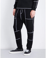 Blood Brother Hawkes Cotton-blend Jogging Bottoms