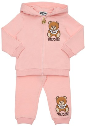 Moschino Cotton Sweatshirt & Sweatpants