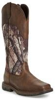 Ariat Men's 'Conquest Snakebook H2O' Cowboy Boot