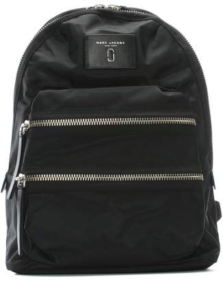 Marc Jacobs Biker II Black Nylon Backpack