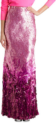 Tom Ford Sequin Maxi Skirt