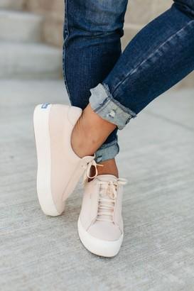 Keds Rise Metro Nubuck Sneaker - Whisper Pink