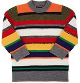 Acne Studios Kids' Mini Niham Wool-Cotton Sweater