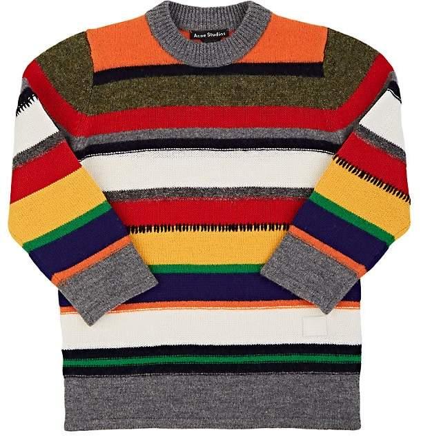 Acne Studios Kids' Mini Niham Wool-Cotton Sweater