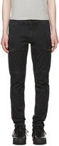 Belstaff Black Larson Cargo Pants