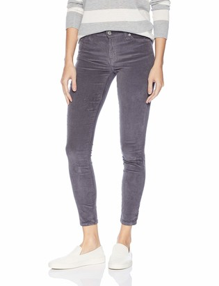 Lucky Brand Women's MID Rise AVA Skinny Jean in Periscope Grey 32