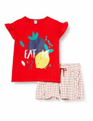 Tuc Tuc Tuc Baby Girls' H. Life Clothing Set