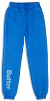 Butter Shoes Girls' Burnout Sweatpants - Sizes 4-6