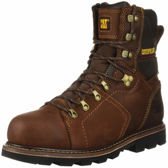 "Caterpillar mens Alaska 2.0 8"" Wp Tx Construction Boot"