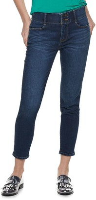 Apt. 9 Women's Tummy Control Ankle Jeans