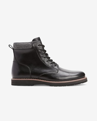 Express Leather Boots