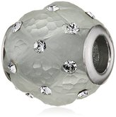 Baci Belli Belli Baci Charm in 925 Silver Swarovski Crystal with other 314144