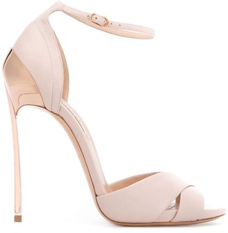 Casadei High Leather Sandals
