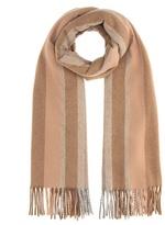 Acne Studios Canada Stripe wool scarf
