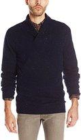 Pendleton Men's Long Sleeve Shawl Collar Sweater