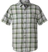 Royal Robbins Point Reyes Plaid Ii Short Sleeve Shirt (Men's)