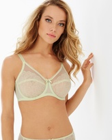Soma Intimates Wacoal Retro Chic Full Figure Unlined Lace Underwire Bra