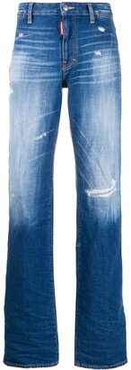DSQUARED2 Dalma Angel jeans