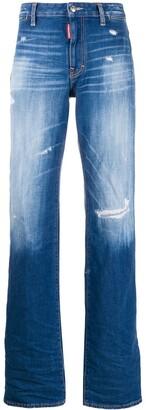 DSQUARED2 Dalma Angel jeans