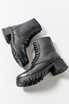 Urban Outfitters Billie Tall Lace-Up Boot