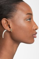 Orion Curved Spike Earring