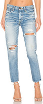 Moussy Bowie Distressed Skinny