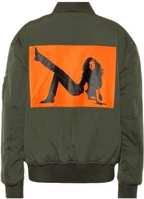 Calvin Klein Jeans Est. 1978 Printed bomber jacket