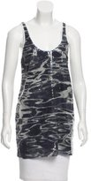 Hussein Chalayan Sequin Water Top w/ Tags