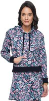 Juicy Couture Ponte Riviera Blossoms Hoodie