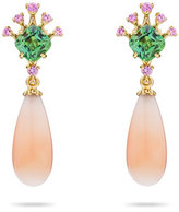 Paul Morelli Dew Coral Drop Earrings