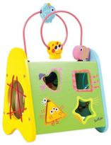 Boikido Wooden Multi-Activity Center