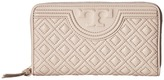 Tory Burch Fleming Zip Continental Wallet Bill-fold Wallet