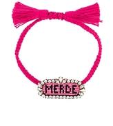 Shourouk Merde Bracelet