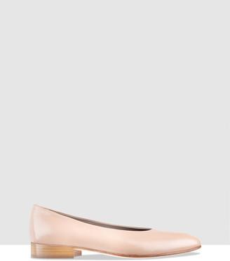 Habbot. Women's Neutrals Ballet Flats - Rupert Ballet Flats - Size One Size, 39 at The Iconic
