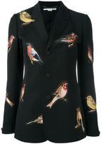 Stella McCartney Angie jacket - women - Cotton/Viscose/Wool - 42