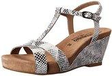Mephisto Women's Batida Wedge Sandal