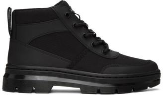 Dr. Martens Black Element Bonny Lace-Up Boots