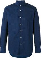Canali classic plain shirt - men - Cotton - S