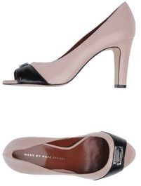 Marc by Marc Jacobs Pumps with open toe
