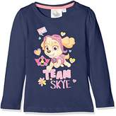 Nickelodeon Girl's Paw Patrol Team Skye T-Shirt,(Manufacturer Size: 5 Years)