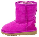 UGG Girls' Suede Classic Boots