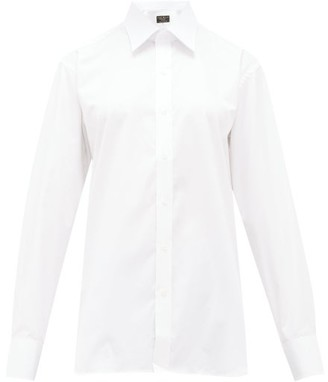 Emma Willis Selva Cotton Shirt - White